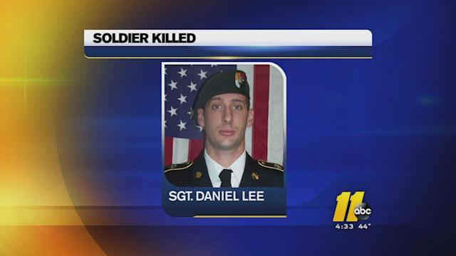 Fort Bragg Special Forces soldier killed in Afghanistan