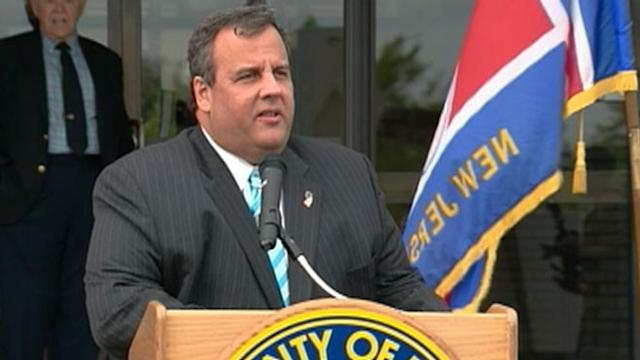 Chris Christie on Weight Surgery: 'I Turned 50 and It Made Me Think'