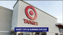 Target tumbles; Coach climbs; Gannett gains on spinoff plan