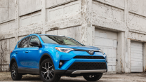 Toyota RAV4 SE Review in 60 Seconds