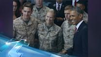 Obama: Sex assaults undermine military's integrity