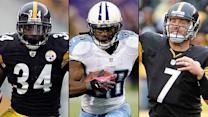 Fantasy predictions for Steelers-Titans