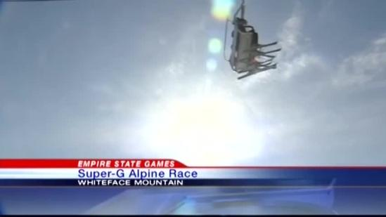 Empire State Winter Games athletes take over Whiteface