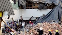 Deadly Building Collapse Probed in Philly