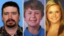 Massive search for 2 children and their kidnapper