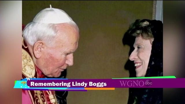 Remembering Lindy Boggs