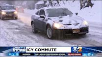 Potential For Icy Conditions On Tri-State Area Roads This Morning