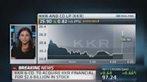 KKR & Co. to acquire KFN for $2.6B in stock