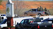 Alabama standoff enters 4th day