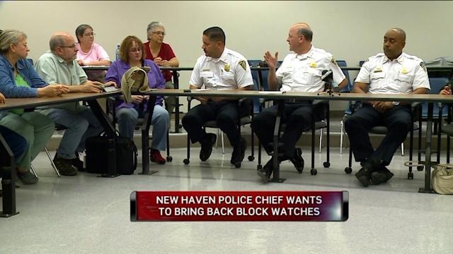 Police Chief Wants to Bring Back Neighborhood Watch