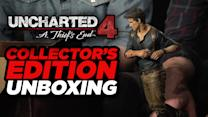 Uncharted 4: A Thief's End - Libertalia Collector's Edition Unboxing