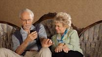 Text Offender - What If Your Grandparents Read Your Online Dating Texts