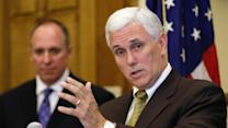 Gov. Mike Pence on Religious Freedom Law