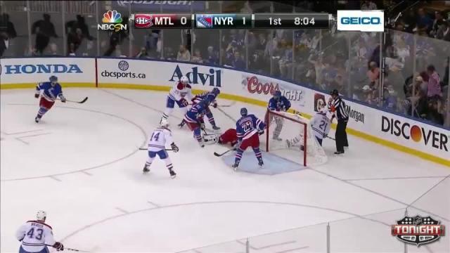 Montreal Canadiens at NY Rangers Rangers - 05/25/2014