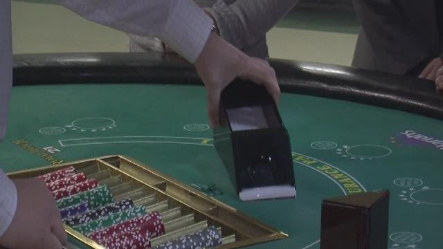 Casino to fill 90 jobs before training