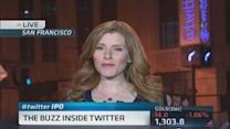 Twitter's office all abuzz about IPO