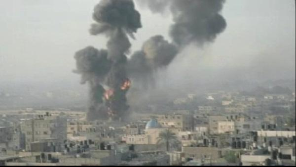 Middle East violence continues to increase