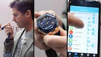 Hands-On Look at the Guess Connect Smart Watch