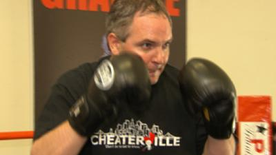 Can Tareq Salahi Take Down Jose Canseco On 'Celebrity Fight Night'?