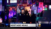 Authorities: Call Reporting Hostage Situation In Clifton, N.J., Was A Hoax