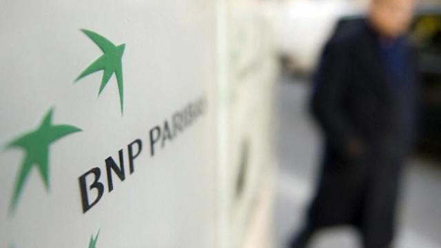 Why is BNP Paribas top exec leaving?
