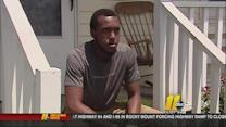 Teenage father of newborn found buried in a backyard shares his story