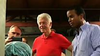 Clinton Visits Haitian Coffee Plant, Brewery