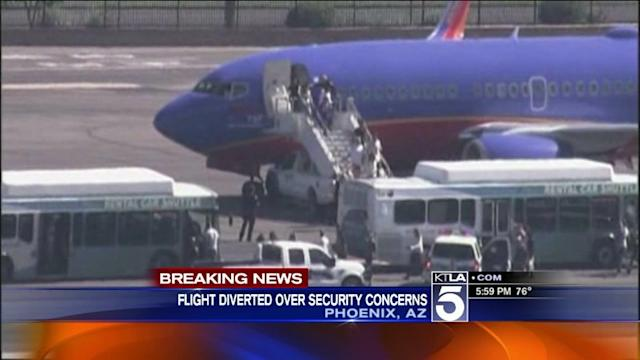 LAX Flight Makes Emergency Landing After Bomb Threat