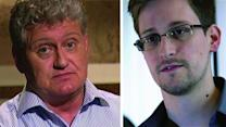 NSA leaker's father urges son to 'come home and face this'