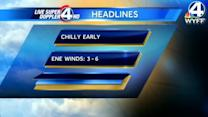 Dale's Tuesday forecast