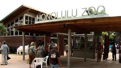 Honolulu Zoo Reveals Extreme Makeover