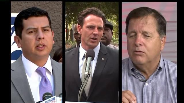 Race For The Top Democratic Mayoral Candidate Heats Up