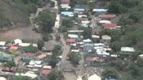 Aerial Footage Shows Scale of Damage Wrought by Tropical Storm Erika on Dominica