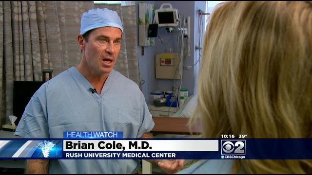 New Stem-Cell Therapy Could Offset Pain