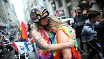 The New York Times - A Very Special Pride Parade