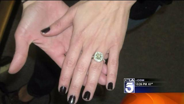 Husband Accidentally Sells Wife`s Wedding Ring at Garage Sale