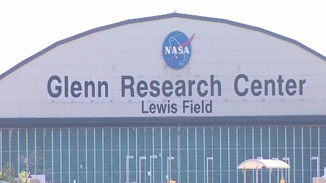 5pm: NASA Glenn workers isolated after white substance