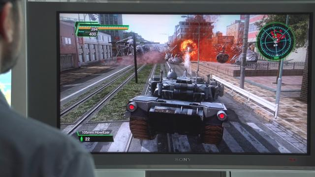 Earth Defense Force 2025 - TGS 2013 Gameplay Trailer 2
