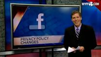 Facebook is changing policies... Again