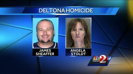 Deputies say woman abused man's body after killing him
