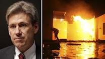 US ambassador to Libya, 3 embassy staff killed in attack