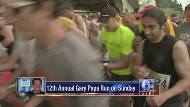 VIDEO: Counting down to the Gary Papa Run