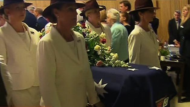 State funeral for former speaker