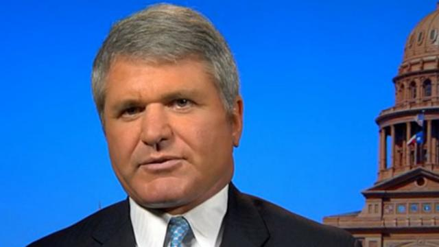 Rep Michael McCaul: ISIS 'External Operations' Underway to Hit West