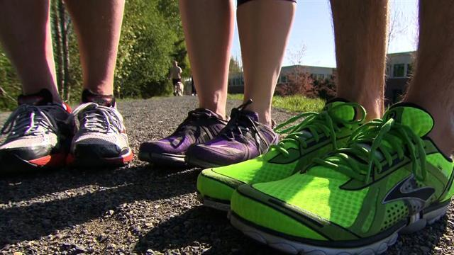 Brooks finds traction in running shoe specialization