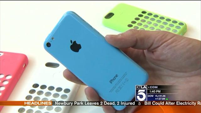 First Look at the New iPhone 5S, iPhone C