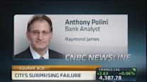 Citi's wakeup call from the Fed