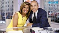 Matt Lauer Thanks Raunchy Twitter Accounts for ''Kind Tweets''
