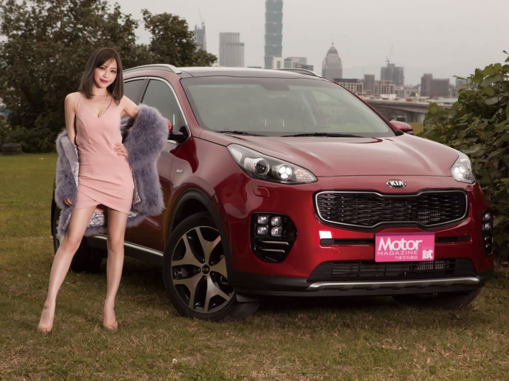 【Date With LUCY】非典型OPPA KIA Sportage GT Line
