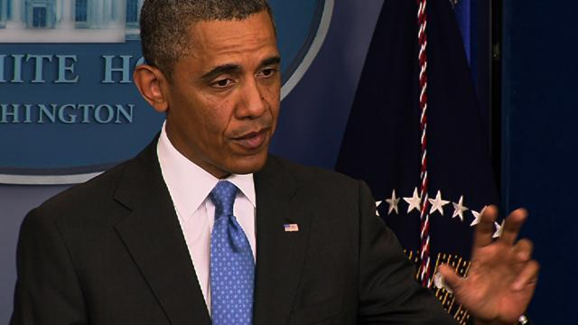 Obama: Not my job to get Congress to